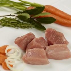 Sauté de porc 1kg Label Rouge